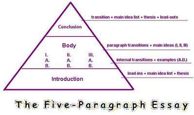 Essay organization pdf